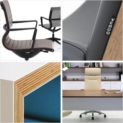 Verco furniture examples